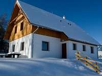 zima Chalupa Zaječí 3