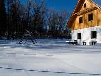 zima Chalupa Zaječí 4
