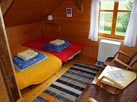 Pokoj se 2 lůžky a samostaným soc. zařízením vč. WC