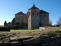 vodní hrad Švihov