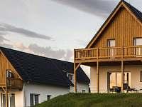 ubytování Českokrumlovsko ve vile na horách - Frymburk - Větrník