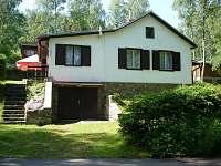 Chata Jenišov - ubytování Jenišov