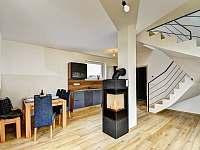 Apartmán A1 interiér - k pronájmu Kovářov