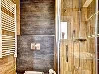 Apartmán A1 interiér - ubytování Kovářov