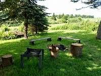 barbecue a ohniště - Černá v Pošumaví - Plánička