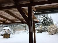 zimni zahrada - Černá v Pošumaví - Plánička