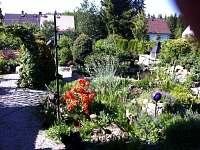 Zahrada na jaře