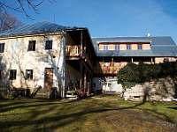 ubytování Lipno nad Vltavou v penzionu na horách