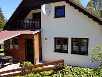 Dovolená pro rybáře na Teplé Vltavě: Chata k pronajmutí - Horní Vltavice
