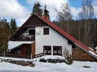 Chata ubytování v obci Modlenice