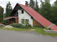 ubytování Hrabice na chatě