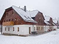 Apartment ADAM u Lipna - apartmán ubytování Nová Pec - Nové Chalupy - 2