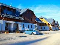 ubytování Nová Pec - Nové Chalupy Apartmán na horách
