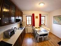 Nová Pec - Nové Chalupy - apartmán k pronajmutí - 16