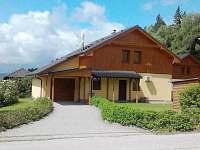 Vila na horách - dovolená Českokrumlovsko rekreace Lipno nad Vltavou