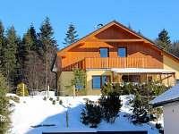 Ubytování Vakantiehuis Villa Park Lipno 200 - zima