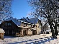 ubytování na Prachaticku Apartmán na horách - Nová Pec - Pěkná