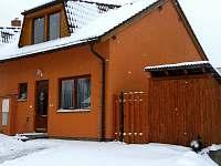 Foto dům- zima