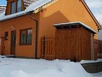 Zima- dům