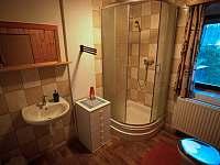 Koupelna pro horní apartmán - Pěkná