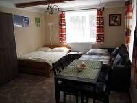 pokoj č1 - chalupa ubytování Veřechov
