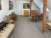 Apartmán 1 - pronájem chalupy Stachy - Zadov