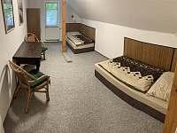 Apartmán 1 - chalupa k pronajmutí Stachy - Zadov