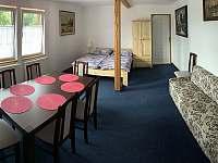 Apartmán 2 - pronájem chalupy Stachy - Zadov