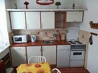 Kuchyně - Kvilda