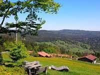 Mitterdorf léto 2018 ubytování