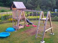dětské hřiště - Mitterfirmiansreut - Mitterdorf