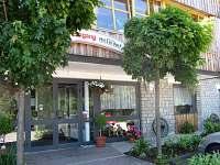 vchod do apartmánů - ubytování Mitterfirmiansreut - Mitterdorf