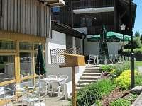 venkovní sezení - letní terasa