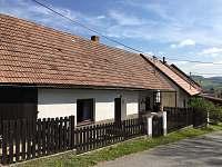 Chalupa k pronájmu - okolí Lčovic