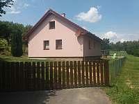 Chalupa ubytování v obci Hrabice