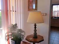Vila Lipno Frymburk - lampa
