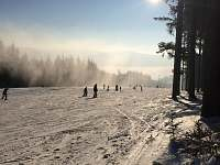 Vila Lipno Frymburk- Ski areál Kramolín