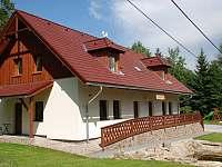 ubytování na Lipensku Apartmán na horách - Stožec - České Žleby