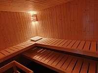 Finská sauna - chalupa k pronajmutí Rohanov