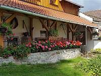 Krytá terasa s posezením - Rohanov