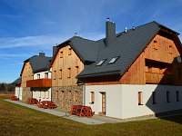 Apartmán na horách - Nové Chalupy Šumava