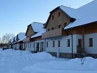 Apartmány Nova Lake - Nové Chalupy - k pronajmutí