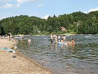 Pastviny pláž - Klášterec nad Orlicí - Zbudov