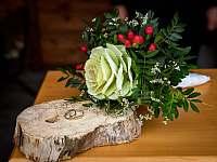 Svatba na chalupě - pronájem Klášterec nad Orlicí - Zbudov