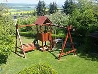 Dětské hřiště - chata k pronájmu Bílá Třemešná
