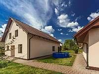 Chata Hradecko - ubytování Jeníkovice