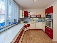 Kuchyň - pronájem chaty Jeníkovice
