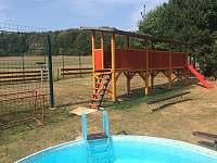 Chalupa s bazénem k pronájmu - chalupa k pronájmu - 22 Petrušov