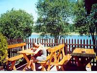Chata k pronájmu - dovolená  Jasné Pole - Rybník Januš rekreace Hoješín - Dolní ves