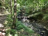 Hedvičino údolí Zlatého potoka - Seč - Kraskov